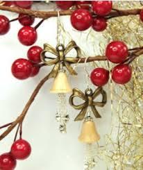 christmas earrings make ornaments for your ears 50 diy christmas earrings