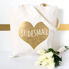 bridesmaid bags bridesmaid gold heart bridesmaid bag by connor designs
