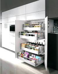 rangement coulissant cuisine meuble rangement coulissant cuisine cuisine pin cuisine s armoire