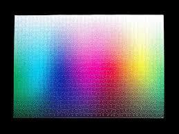 cymk puzzle 1000 halftone colours puzzle stacksocial