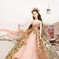 barbie dolls captured wearing beautiful watches