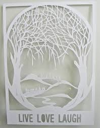 tree of life home decor trees of life 1st anniversary gift silhouette paper cut reserved