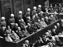 tribunal nuernberg deutsche elite