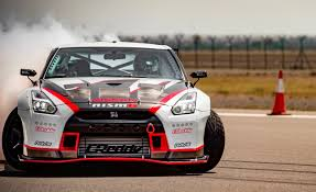 car nissan 2017 watch a 1380 hp rwd nissan gt r drift at 189 mph u2013 news u2013 car and