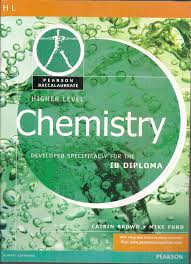 pearson baccalaureate higher level chemistry for the ib diploma