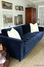 Love Sofas Blue Is A Neutral New Blue Sofa Kelly Elko