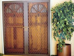 Extra Security Locks For French Doors - mr window screen u2014 security doors