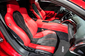 ford supercar interior supercar face off ford gt vs acura nsx