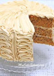 carrot cake a doctored cake mix recipe carrots cake and cake