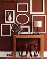 home interior picture frames picture frame wall decor ideas 15 home wall decor ideas with