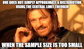 Central Meme - one does not simply meme imgflip
