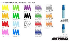 art primo 160 pocket paint all otr markers