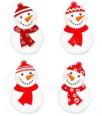 snowman christmas clipart clipartxtras