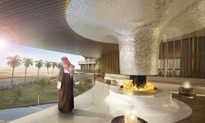 Palace Design Residential Palace For An Extended Family Tackles Saudi U0027s Harsh