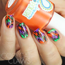 25 best ideas about orange nail polish on pinterest orange nail