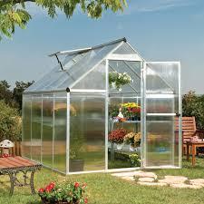 construction d une serre de jardin en bois où et comment installer sa serre en verre ou en polycarbonate le