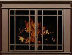 fireplace door glass replacement fireplace and stove accessories columbus ohio