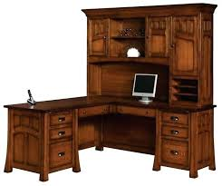 southern enterprises corner desk mission corner desk open full view x oak computer southern