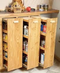 tiroir pour cuisine tiroirs verticaux sur roulements pour les rangements de cuisine avec