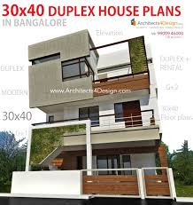 small duplex floor plans 30x40 house plans in bangalore for g 1 g 2 g 3 g 4 floors 30x40