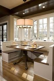 Best Kitchen Banquettes  Benches  Images On Pinterest - Beautiful kitchen tables