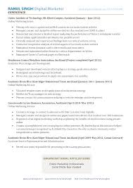 endearing new ways to make a resume on how to write a cv for
