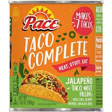 Amazon Pace Taco plete Jalape±o 13 5 oz Pack of 6