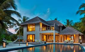 dusit thani maldives launches three bedroom beach residence