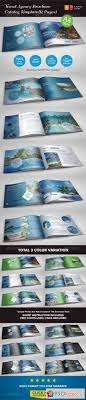 12 page brochure template travel agency brochure catalog template 12 pages 6925114 free