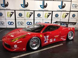 Ferrari 458 Body Kit - ferrari 458 challenger oak man designs