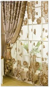 simple design nice curtains for living room nice beautiful window