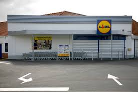 lidl siege social free images architecture building store facade
