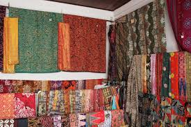 Curtain Stores Fabric Shopping In Ubud Bali Indonesia Seamstresserin Designs