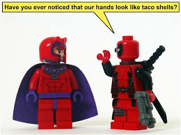 Funny Lego Memes - no deadpool stap with this nonsense lego know your meme