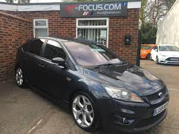 used 2009 ford focus st 3 5dr mountune 260 rs clutch 2 owners 58k
