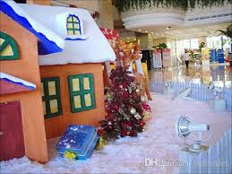 Christmas Window Decorations Fake Snow by Magic Prop Diy Instant Artificial Snow Powder Simulation Fake Snow