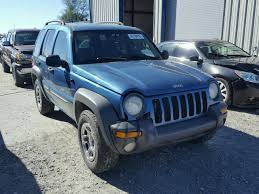 2003 blue jeep liberty 1j4gl48k73w723651 2003 blue jeep liberty on sale in mo