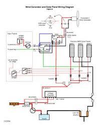 wind generator and solar wiring diagram u2026 energy pinterest