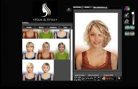 simulateur de coupe de cheveux homme vente en ligne d un logiciel de visagisme professionnel michel