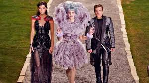 the hunger games halloween costume the hunger games u0027 costumes the bold high fashion look of