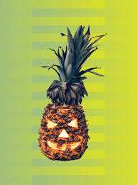 pineapple jack o lantern pumpkin carving alternatives