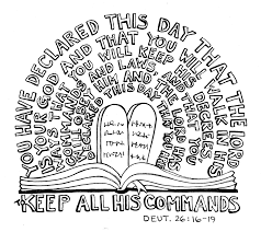 deuteronomy 26 coloring page u2013 from victory road