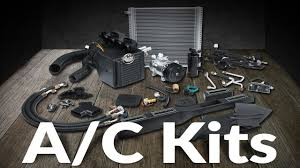 Vintage Ford Truck Air Conditioning - lmc truck a c kits for chevrolet gmc trucks youtube