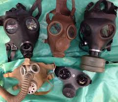 gas masks dallas vintage and costume shop