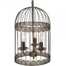 Birdcage Chandeliers Cream Bird Chandelier Editonline Us