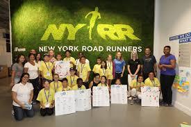 thanksgiving fotos nyc community running organization new york road runners
