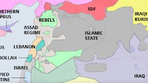 a map of the middle east big think
