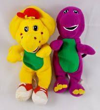 kids stuffed animal barney toys ebay