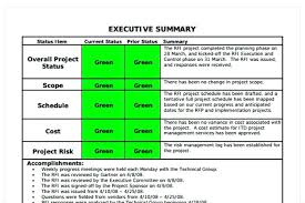 project monthly status report template status report template word monthly progress report template word