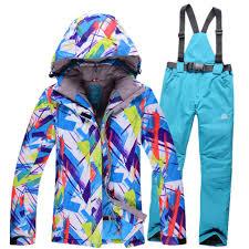 Online Get Cheap Womens Snowboard Jacket Aliexpress Com Alibaba